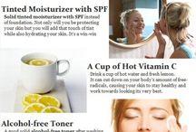 Cuidados de piel