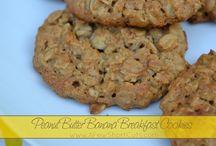 Yummy Cookies / by Jennifer Malley