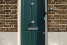 Doors Fitted / Door Fitted in and around London, Surrey & Kent by DWLG.