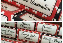 Kids party / Ideas and printables