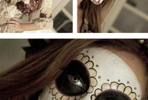 Catrinas /  Collection of mexican Catrinas / by randy fx