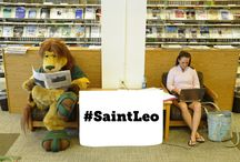 #SaintLeo