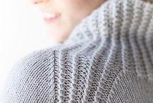 Stricken Pullover