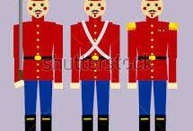 Μολυβένια στρατιωτακια