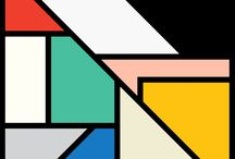 Inspired by Mondrian