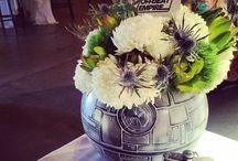 Star Wars esküvő | Star Wars wedding inspiration