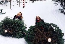 Christmas touches