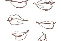 Lips and Mouths