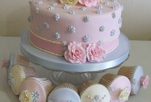 Cakes / by Tea Cups & Tiaras