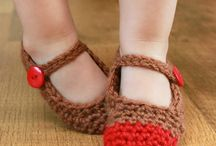 Crochet ideas for my wee one