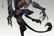 Aliens\Monsters