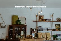 A New Website For Floranthropist / We are so excited about our new website.  Coming Soon!
