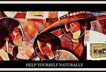 """Good Medicine / Native Americans believe that in order to have good health you must first learn to live your life in complete balance with the natural laws set forth by the Creator.  Included in these laws are a respect for nature, to posses a kind heart, and to have high moral standards.  These and other beliefs are what Native Americans call """"Good Medicine.""""  American Indians believe that Mother Earth has provided us with plants and herbs that are essential in maintaining good health..."""
