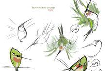 ilustration Tiere