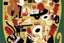 60s Illustration Art