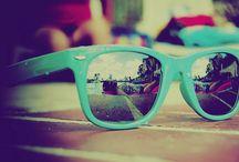 Ray bands & sunglasses