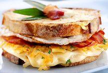 sandwiches / by Lisa Schneider