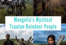 MONGOLIA Travel Inspiration and Trips / Having visited Mongolia in May 2015, it is now one of my favourite destinations in the world! #Mongolia isn't well travelled yet, this board collates trips, tips and inspiration for your Mongolian adventure.