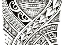 polynesian tat