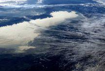 The earth as seen from space / Le immagini della terra vista dallo spazio. Le bellissime foto che ci regala Samantha Cristoforetti