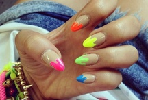 Nails / by Wendy Ballantyne