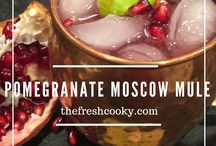 The Fresh Cooky | Drinks / Delicious Drinks featured on the Fresh Cooky blog