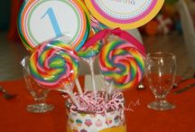 Candyland party / by Maggie Martinez