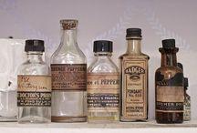 Art Ref - Bottles