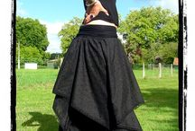 sarouel couture