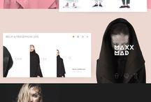 UI | UX | web site