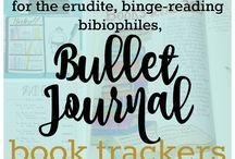 Bujo Book Tracker