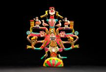 Mexican Tree of Life / Mexican folk art