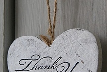 Words ... to wish and thank