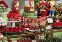Sweet Table Ideen GB