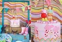 Festa di compleanno Peppa Pig