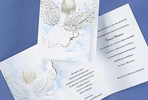 Baptism/Christening and First Communion Invitations