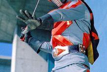 Karmen Rider-Mask Rider / by Sansern Tarachoosong