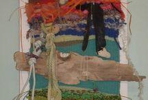 Textiles/weaving inspiration