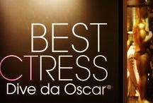 #BestActress. Dive da Oscar / Museo Nazionale del Cinema, Torino, 3 aprile - 31 agosto 2014 #stars #dive #Oscar