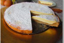 Mediterranean desserts / Desserts from the Mediterranean cuisine