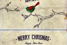 Holiday board / Xmas graphics