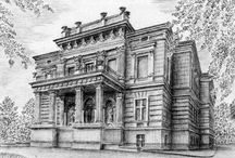 #DRAW historical architecture