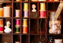 Organize Your Cave/ Sewing Rooms
