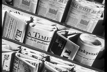 Newspapers  / It's history and future.