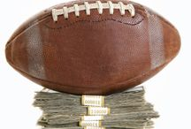 sports betting advice / by Jessica Ledger
