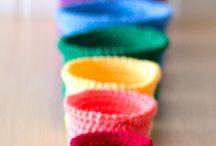 Basket fabric / Baskets fabric