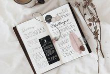 • bullet journal