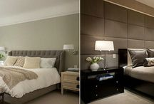 Bedrooms / Your bedroom - your sanctuary! Stamp your bedroom with your personality - we can show you how!