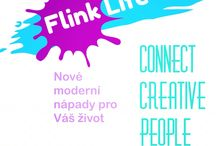 Flink Life / Modern life style. New fresh ideas.