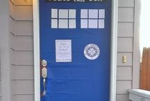 Dr. Who Party for Ben